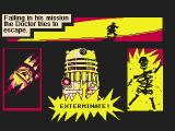 Dalek Attack Amiga Game over screen 1