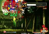 Samurai Shodown IV: Amakusa's Revenge Arcade Fight in air