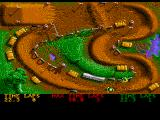 BMX Simulator Amiga second circuit
