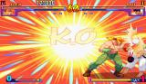 Street Fighter III: New Generation Arcade Combo finish