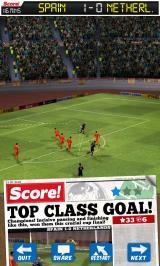 Score! Android Replays shows how close to the perfect goal you were