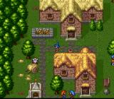 Breath of Fire II SNES In the village, many years ago