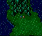 Breath of Fire II SNES Realistic weather effects...