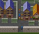 Breath of Fire II SNES In the town