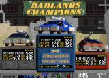 Badlands Arcade Podium