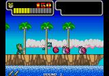 Wonder Boy III: Monster Lair Arcade Snails squadron