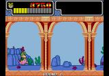 Wonder Boy III: Monster Lair Arcade Round 2 second stage