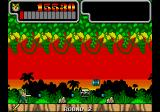Wonder Boy III: Monster Lair Arcade Rock obstacles