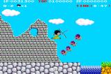 Kid Niki: Radical Ninja Arcade Attack birds