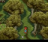 Chrono Trigger SNES In the forest