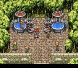 Chrono Trigger SNES Lucca's newest invention