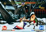 The Last Blade Arcade Wrong side of weapon