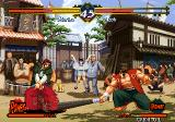 The Last Blade Arcade Juzoh uses club