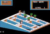 Crystal Castles Apple II Watch out for deadly trees!