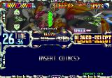 Blazing Star Arcade Player select