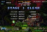 Blazing Star Arcade Stage 1 clear