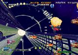 Blazing Star Arcade Space station