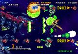Blazing Star Arcade Dynamic action