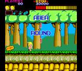 Wonder Boy Arcade Area 1.