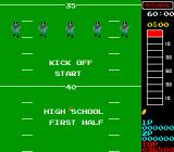 10-Yard Fight Arcade Kick-Off.