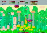 Fantasy Zone Arcade Viruses