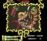 Astyanax Arcade Done it.