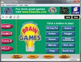 Brain Bamboozling: Computer Games Compendium Windows The game's menu shows it's original title