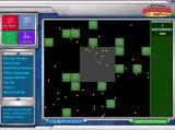 Ultimate Game Pak Windows Another puzzle game, 'Trap It', showing in the menu. The object is to create blocks and trap all the bouncing balls in the target area.