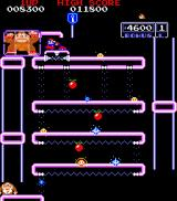 Donkey Kong Junior Arcade Stage 3