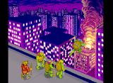 Teenage Mutant Ninja Turtles Arcade Game story