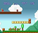 Super Mario All-Stars + Super Mario World SNES The remake of Super Mario Bros.