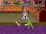 Teenage Mutant Ninja Turtles Arcade Baxter Stockman