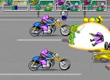 Teenage Mutant Ninja Turtles Arcade Motorbikers