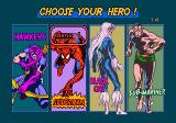 Spider-Man: The Videogame Arcade Choose your Hero!