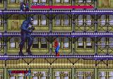 Spider-Man: The Videogame Arcade Fighting a bigger Venom.