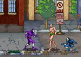 Spider-Man: The Videogame Arcade Sub-Mariner fighting Goons.