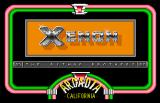Xenon Arcade Title screen