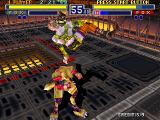 Bloody Roar Arcade Mirror match