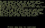 Witch Hunt Commodore 64 The Story.