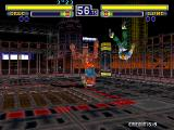Bloody Roar Arcade Throw enemy