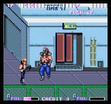 Double Dragon II: The Revenge Arcade End of level boss.