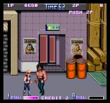 Double Dragon II: The Revenge Arcade Keep going.