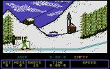 Winter Events Commodore 16, Plus/4 Biathlon.
