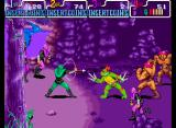 Teenage Mutant Ninja Turtles: Turtles in Time Arcade Prehistoric Turtlesauras