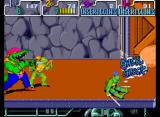 Teenage Mutant Ninja Turtles: Turtles in Time Arcade Shell shocked