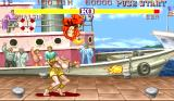 Street Fighter II Arcade Over flame