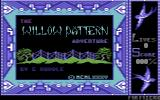 Willow Pattern Commodore 64 Title Screen.