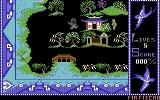 Willow Pattern Commodore 64 Start of your quest.