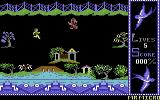 Willow Pattern Commodore 64 Avoid the giant.