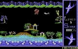 Willow Pattern Commodore 64 Now kill the giant.